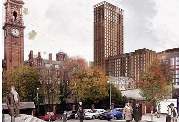 Dalata plan new Manchester Hotel