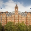 Landmark London hotel undergoing refurbishment