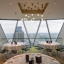 Two new private dining rooms open at the Gherkin